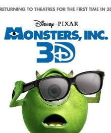 3D Improves the Exceptional <i>Monsters, Inc.</i>