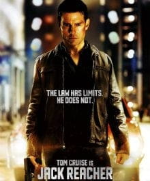 <i>Jack Reacher</i> a Victim of Really Bad Timing