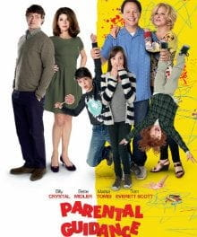 Nothing 'Big Screen' About <i>Parental Guidance</i>