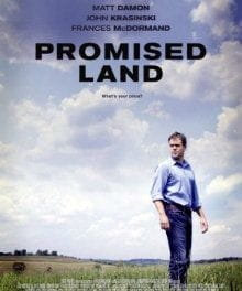 <i>Promised Land</i> Drills Its Message Too Hard