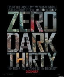 <i>Zero Dark Thirty</i> Humbles as it Inspires