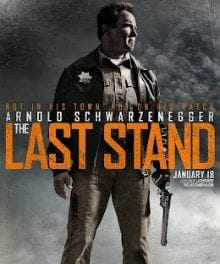 <i>Last Stand</i> Exactly What You'd Expect in an Arnold Movie