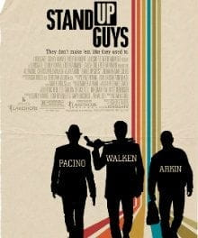 <i>Stand Up Guys</i> an Odd Mix of Sex Jokes, Bible Quotes