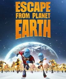 <i>Escape from Planet Earth</i> is Surprisingly Entertaining