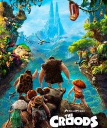 Nothing Too Crude about <i>The Croods </i>