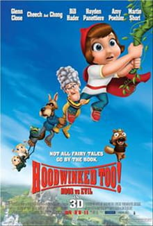 Red Riding Hood Returns in <i>Hoodwinked Too!</i>