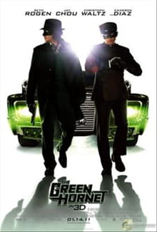 <i>Green Hornet</i> Shakes Up the Superhero Genre