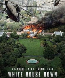 <i>White House Down</i> Gets No Thumbs Up