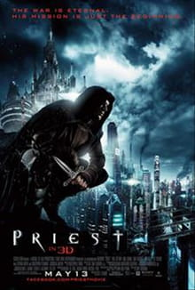 <i>Priest</i> is a Gruesome Gorefest