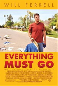 Ferrell More Thoughtful  in <i>Everything Must Go</i>