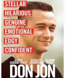 Do Not See <i>Don Jon</i> (But if You Do, You May Never Look at Porn Again)