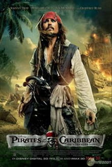 <i>Pirates 4</i> Could've Used Even Stranger Tides