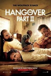<i>Hangover II</i> Leaves Viewers with a Headache