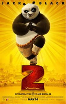 Plenty of Kick Found in <i>Kung Fu Panda 2</i>