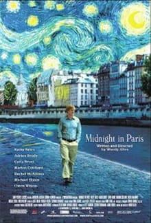 Nothing That New in <i>Midnight in Paris</i>