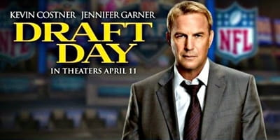 True Football Fans Will Want to Slide <i>Draft Day</i> Down Their Boards