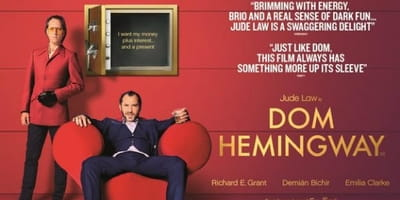 <i>Dom Hemingway</i> Not Worthy of Jude Law's Talents