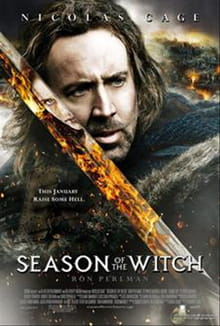 <i>Season of the Witch</i> Doesn't Slow Cage's Sad Slide