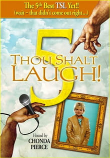 More Clean Comedy on <i>Thou Shalt Laugh! 5</i>
