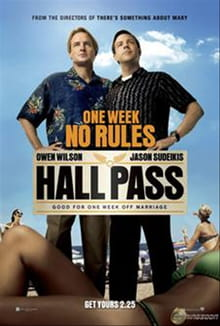 Kings of Crass Stoop Lower with <i>Hall Pass</i>
