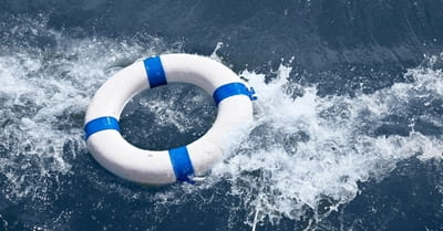 How to Stay Afloat When Your Feet Can't Touch the Bottom