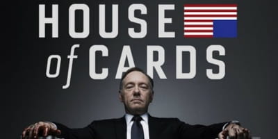 Don't be a <i>House of Cards</i> Man!