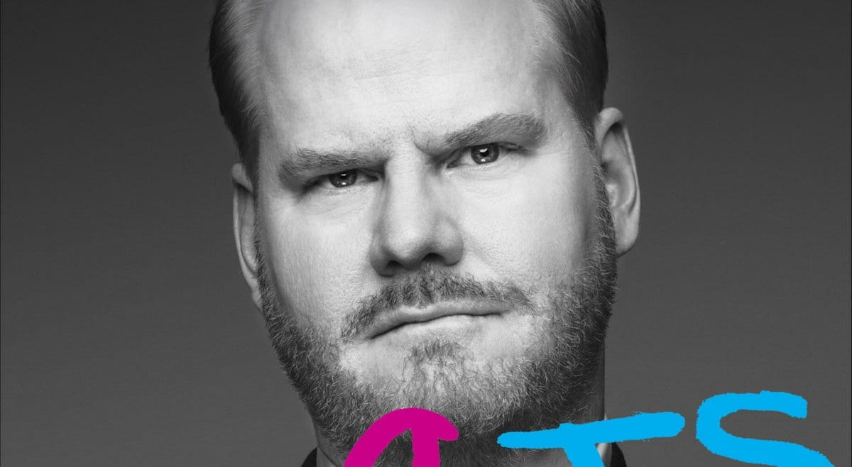 Comedian Jim Gaffigan Shares on Faith and a Full House