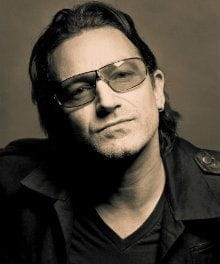Sharpening the Focus on Bono as Believer