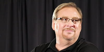 Rick Warren to Pastors: 'There is No Testimony Without a Test'