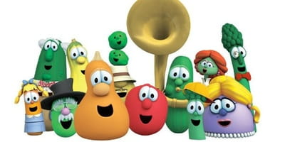 Quiz: Which VeggieTales Character are You?