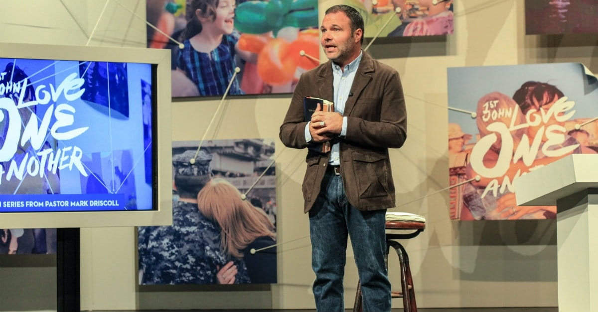 Mark Driscoll Resigns from Mars Hill Church