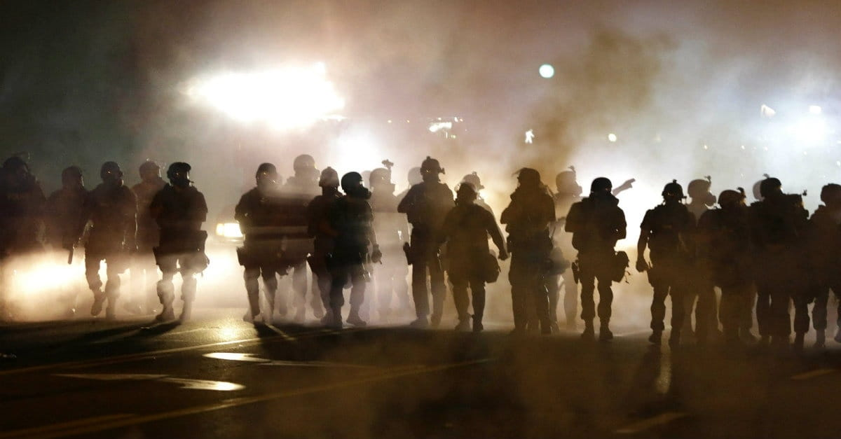 From Kiev to Ferguson: Stable Words in an Unstable World