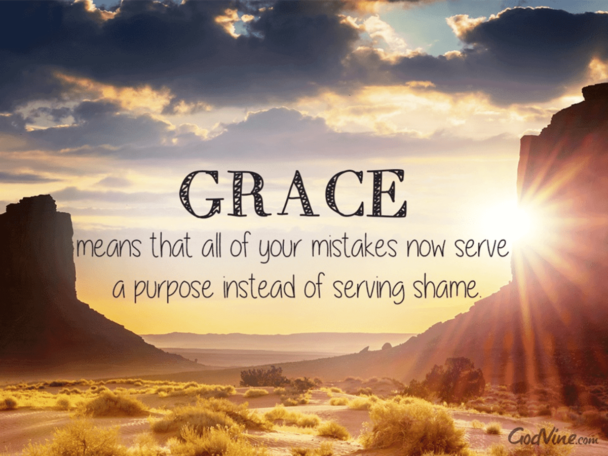 What Grace Means