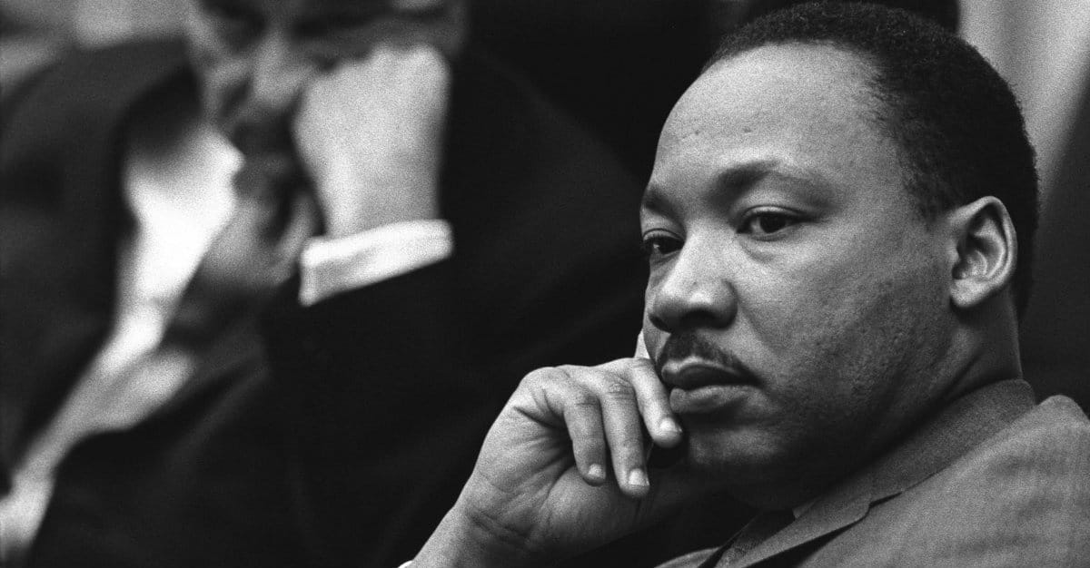 Martin Luther King Changed My World, and I Am Thankful