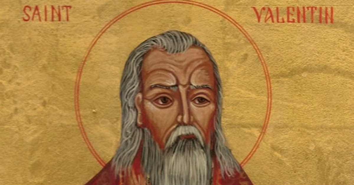 Martyrdom of St. Valentine