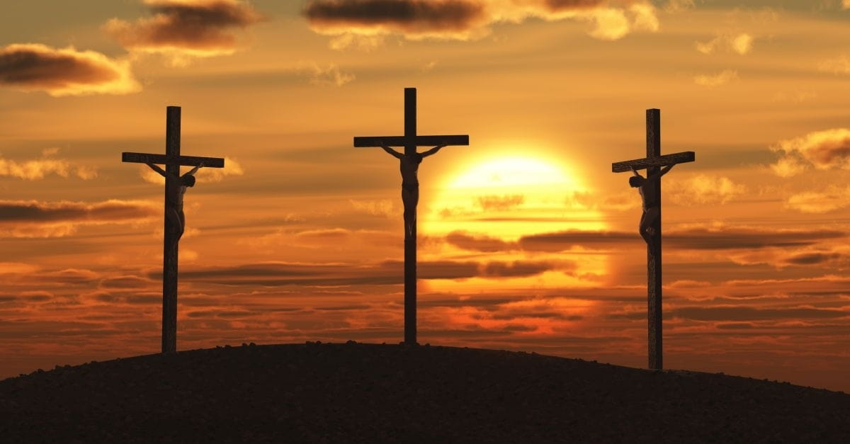Love's Bottom Line: An Easter Message