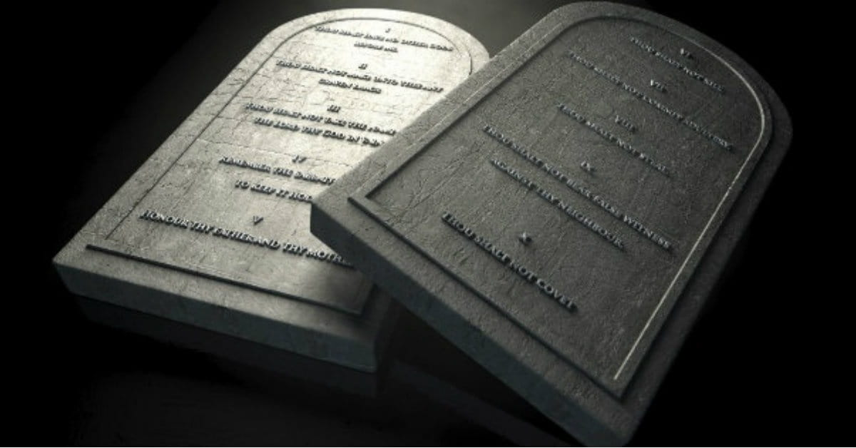 10 Facts You Didn't Know about The Ten Commandments