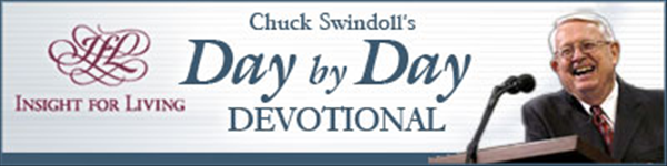 Charles Swindoll Devotional