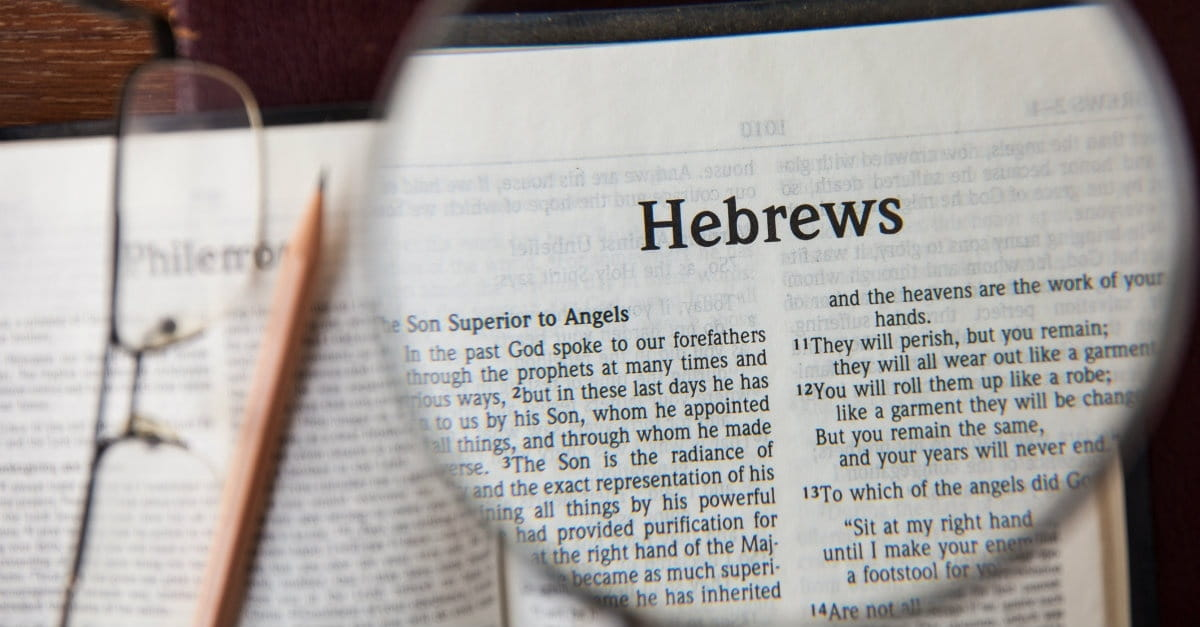 Who Wrote the Book of Hebrews?