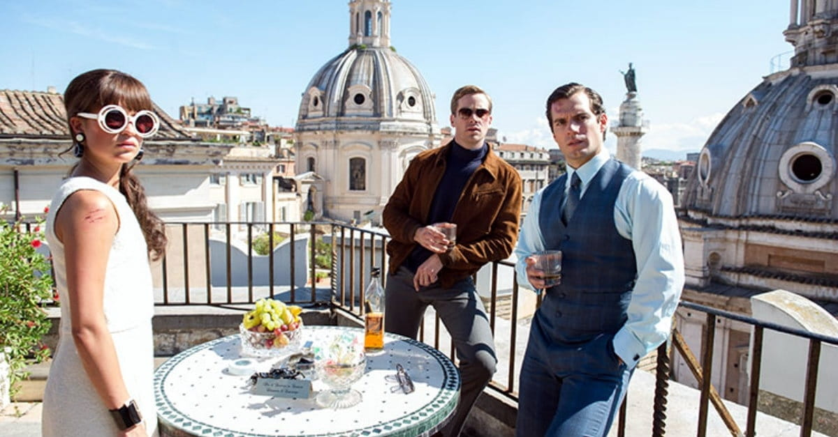 <i>The Man from U.N.C.L.E.</i> is Just the T.I.C.K.E.T.