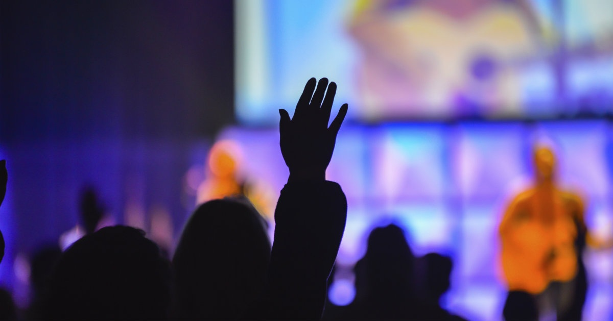 how to plan church events