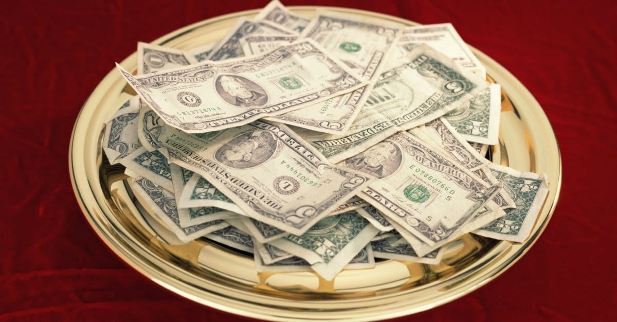 Why You Should Give Up Tithing