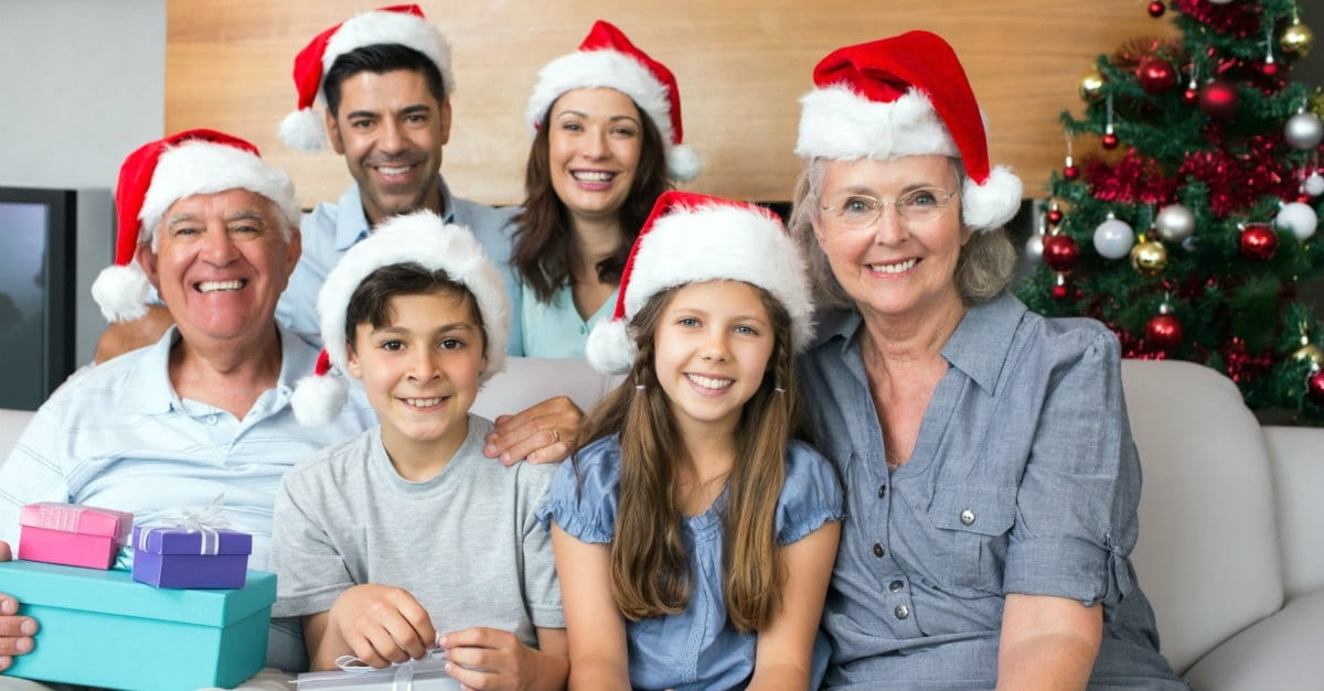 What Should I Do During the Holidays if I Hate My Family?