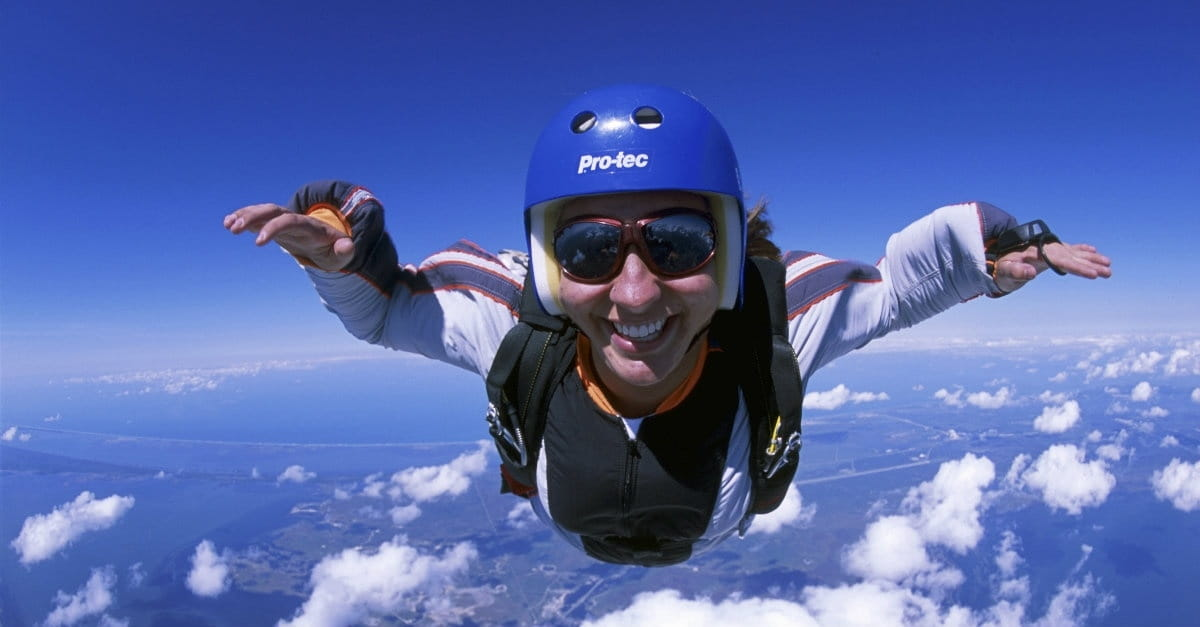 3 Life Lessons I Learned from Skydiving
