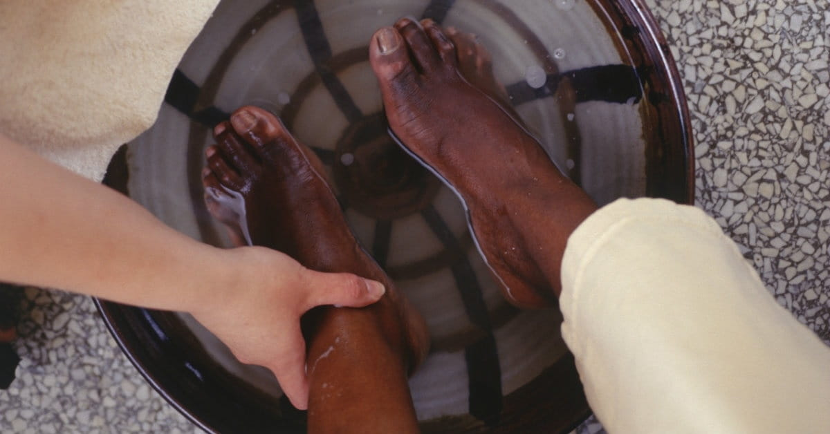 What was So Important about Jesus Washing the Disciples' Feet?