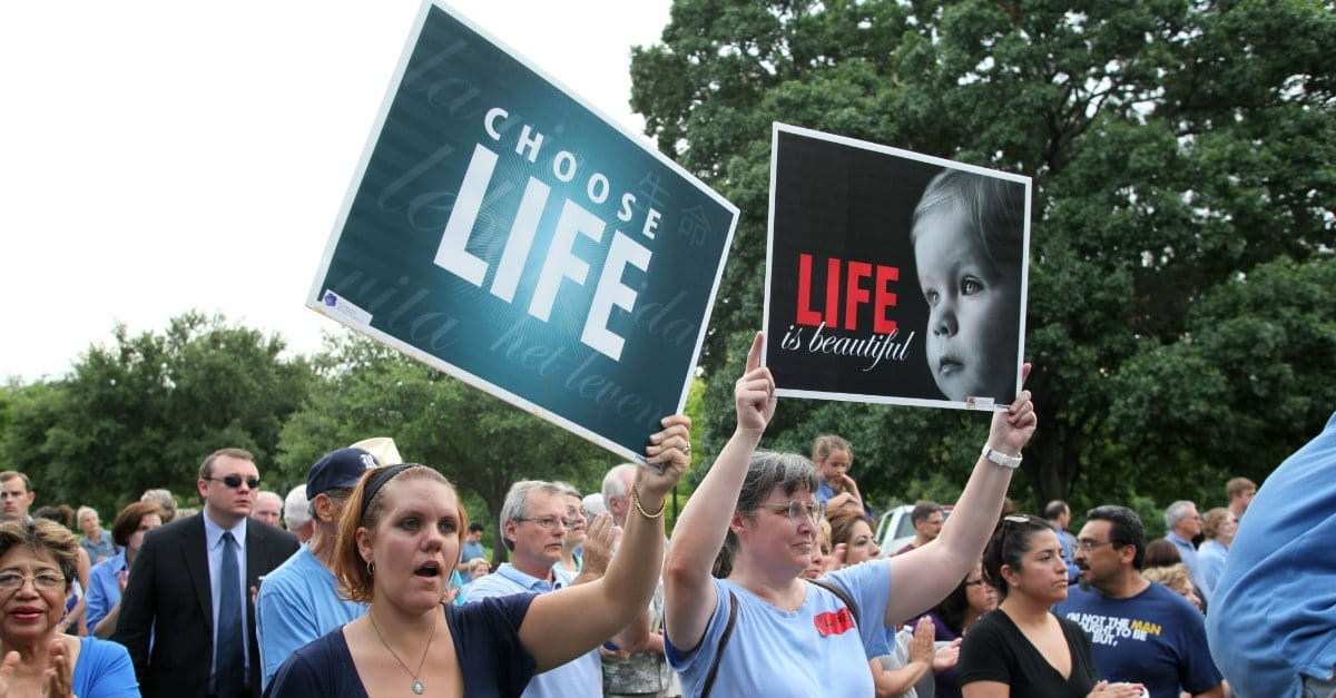 How to be Pro-Life in the Right Way