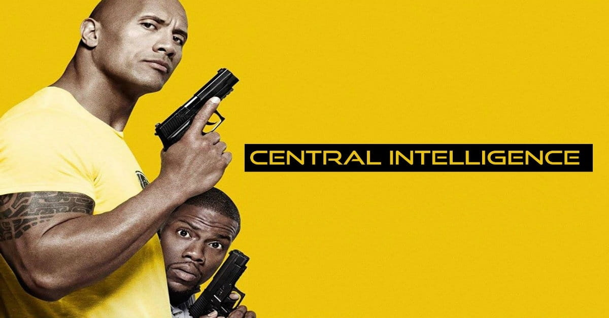 <i>Central Intelligence</i> Has Hart, but Little Intelligence or Heart