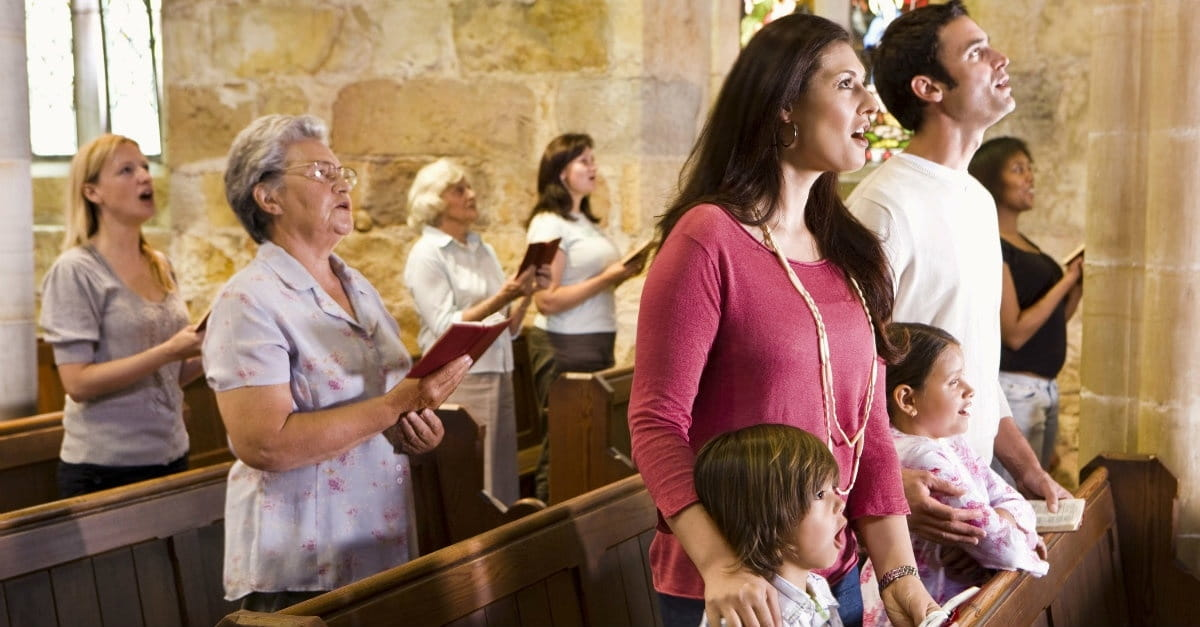 Are You Really Worshipping if You Don't Sing?