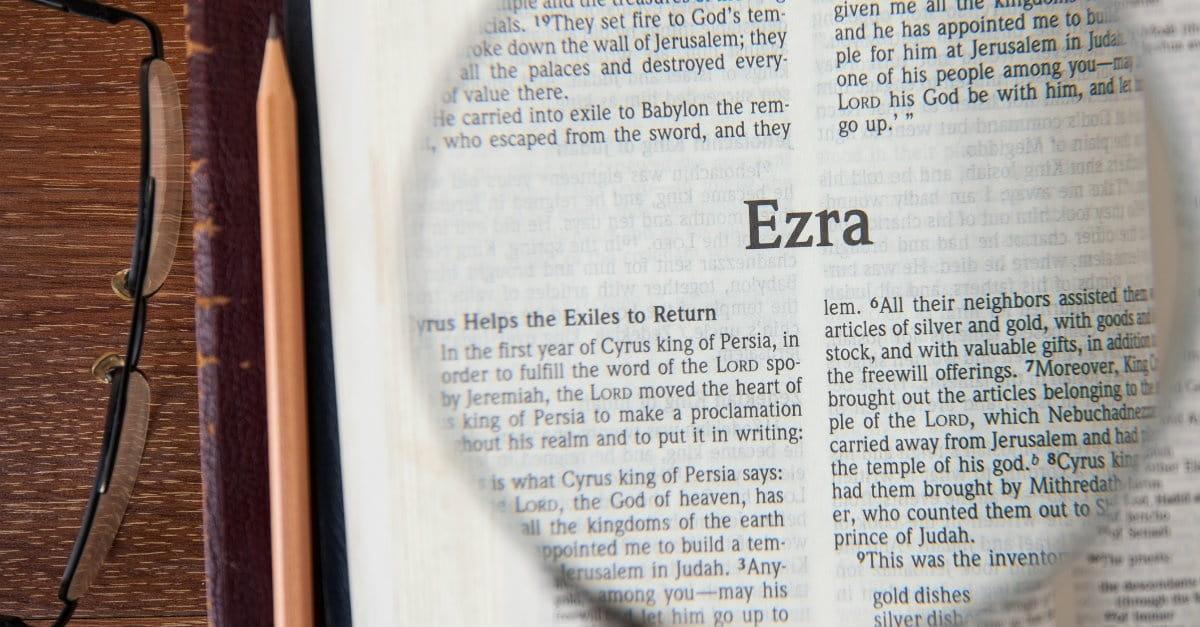 Why Study the Books of Ezra and Nehemiah?