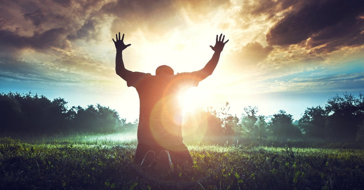 The Incredible Power of Worshipping God